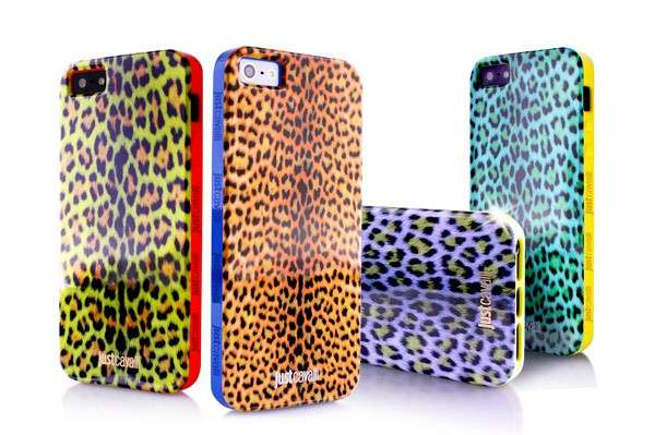 Cover animalier colorate