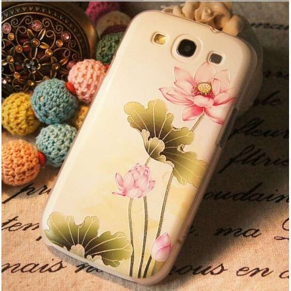 Cover con ninfee giapponesi