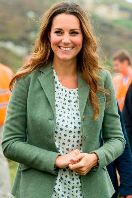Kate Middleton alta