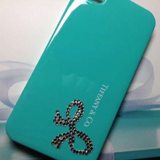 Cover con brand Tiffany