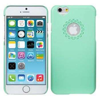 Cover per iphone verde Tiffany