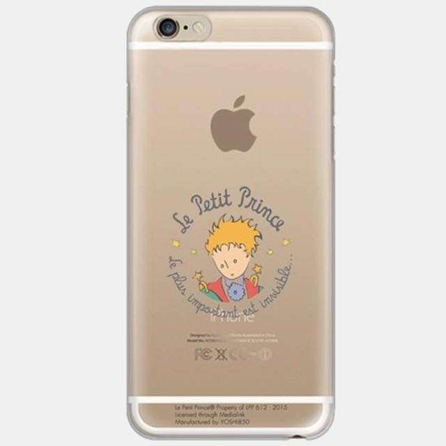Cover per Iphone trasparente