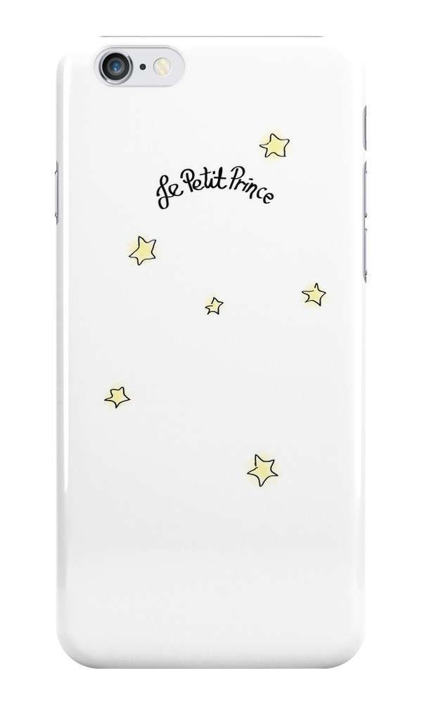 Semplice cover con stelle gialle