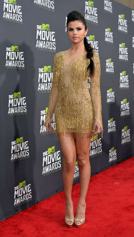 Mtv Movie Awards 2013: foto!