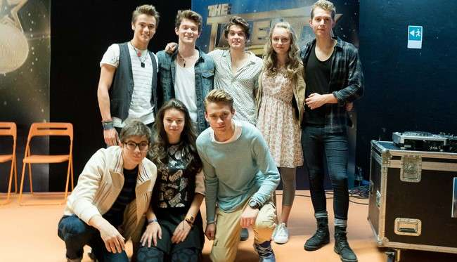 The Vamps ospiti di Alex & Co. 2