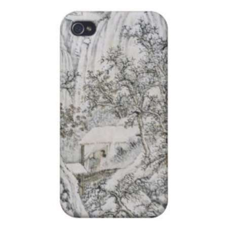 Cover giapponese con neve