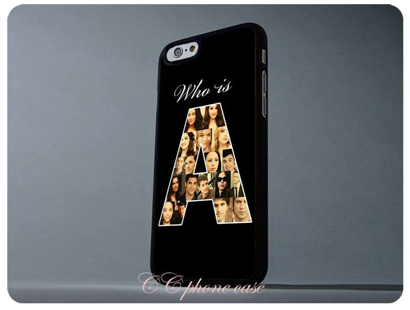 Cover nera di Pretty Little Liars