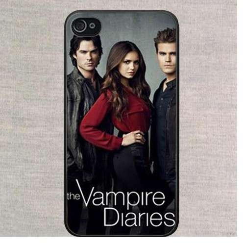 Cover di The Vampire Diaries