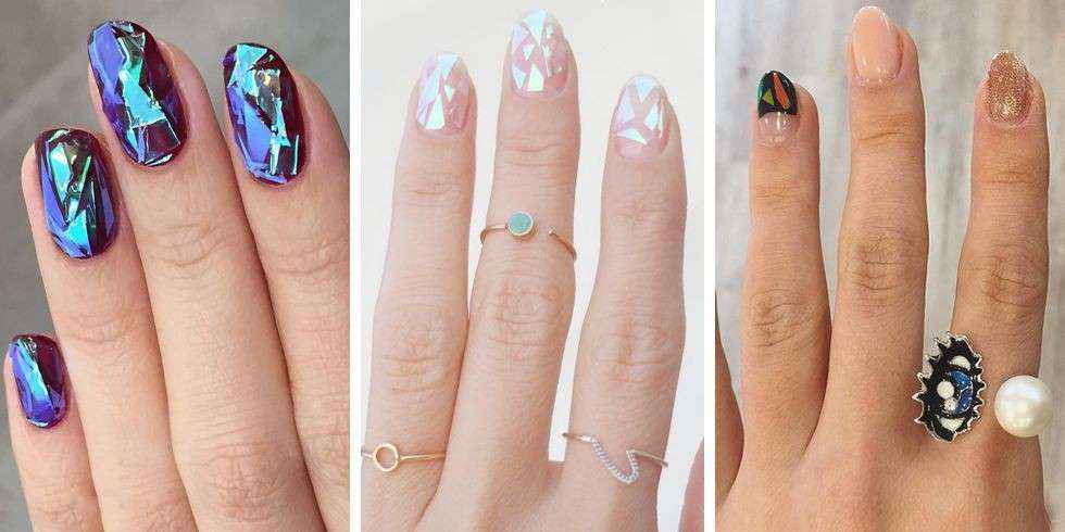 Suggerimenti per la glass nail art