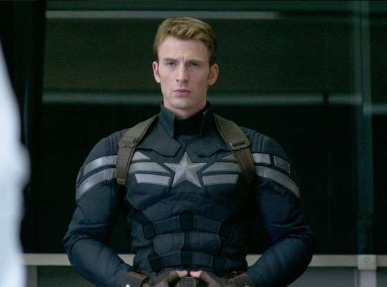 Il supereroe Captain America