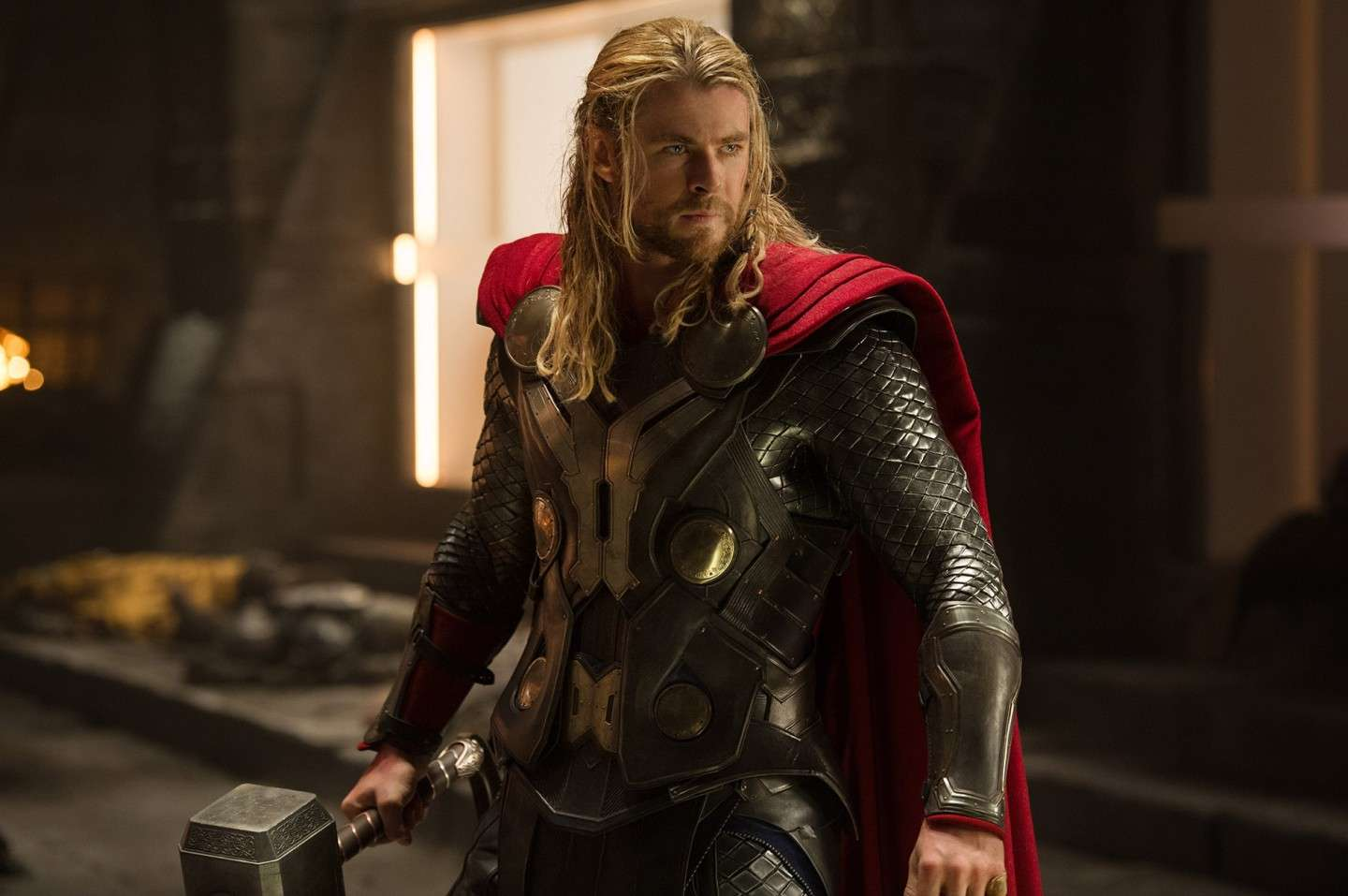 Thor approda a Hollywood
