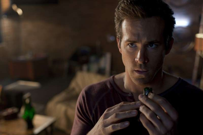 Ryan Reynolds in Lanterna Verde