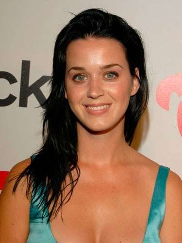 Makeup naturale per Katy Perry