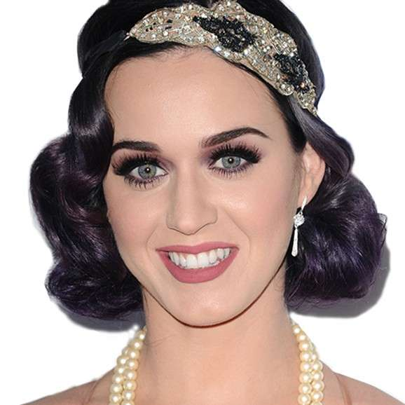 Look anni venti per Katy Perry