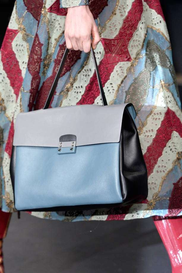 Borsa color Blue Serenity