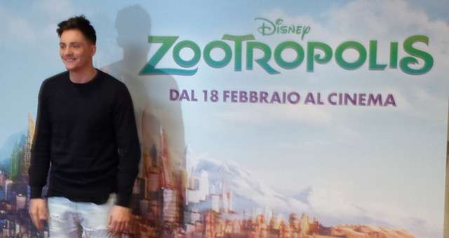 Zootropolis Music Star - Alessandro Casillo