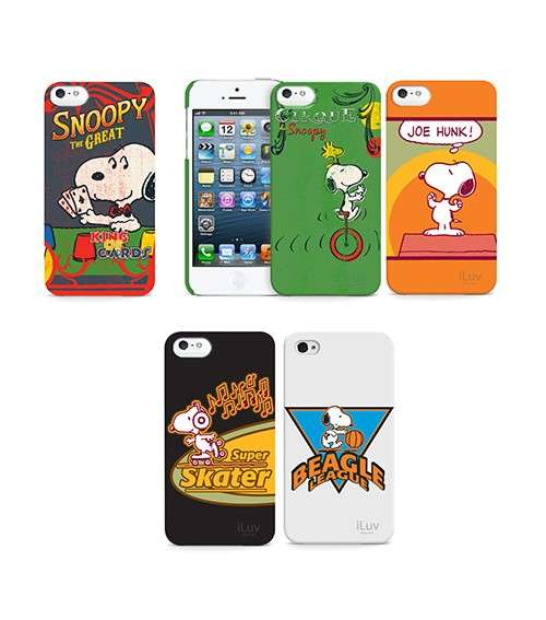 Cover vintage di Snoopy