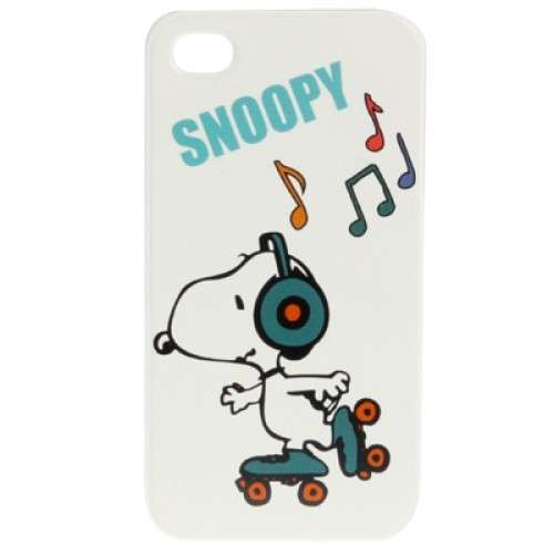 Snoopy pattinatore