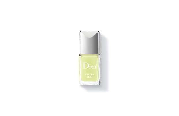 Smalto Dior verde tenue