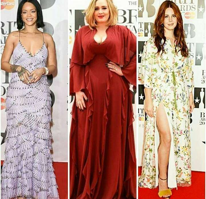 Brit Awards 2016, il red carpet