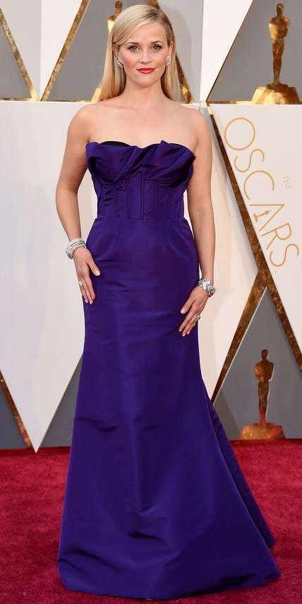 Reese Witherspoon agli Oscar 2016