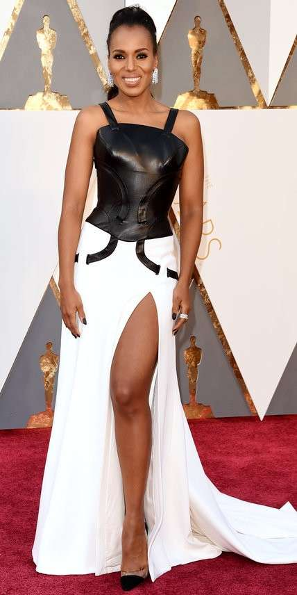 Kerry Washington agli Oscar 2016