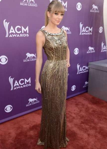 Taylor Swift agli Academy of Country Music Awards 2013!