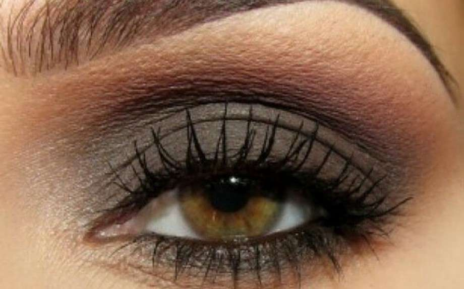 Smokey eyes per occhi verdi