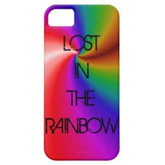 "Cover ""Lost in the rainbow"""