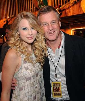 Taylor e Scott Swift