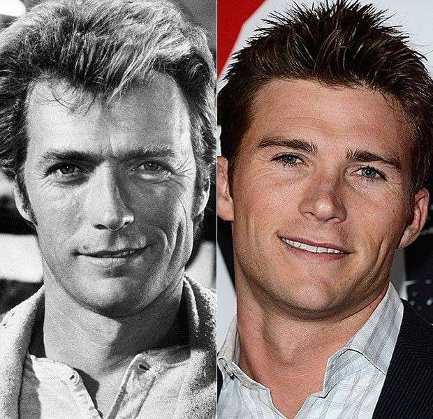 Clint e Scott Eastwood