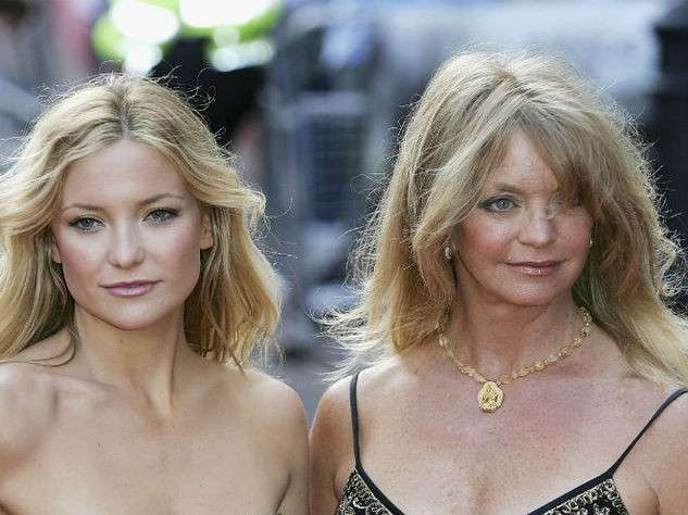Kate Hudson e Goldie Hawn