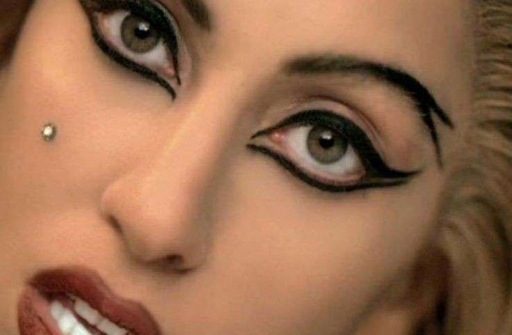Makeup di Lady Gaga