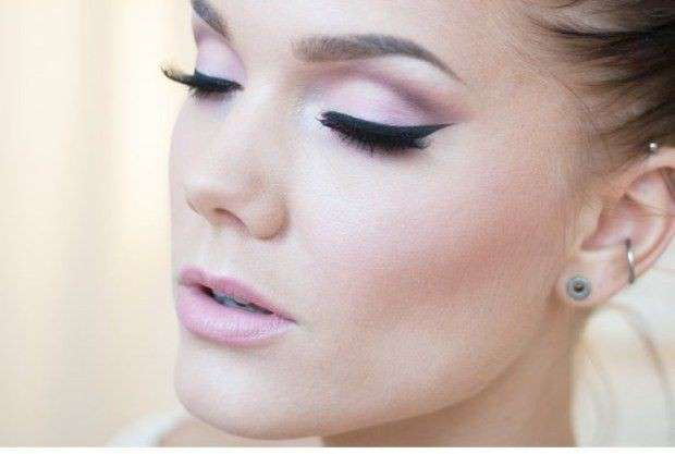Idee per un make up Rose Quartz