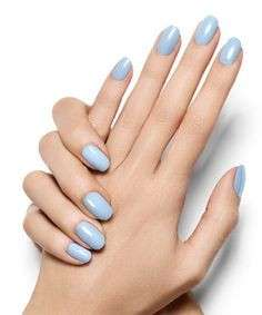 Manicure Blue Serenity
