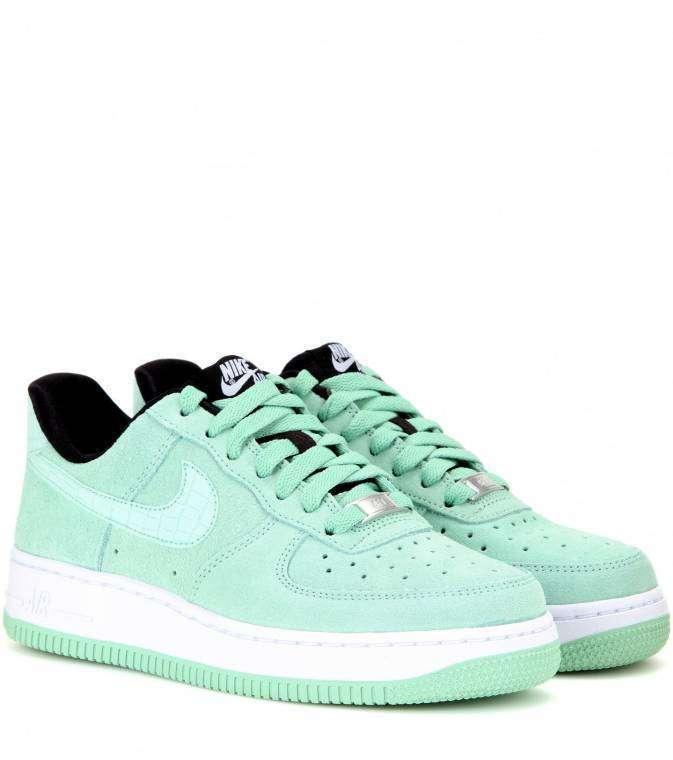 Sneakers Nike color verde menta