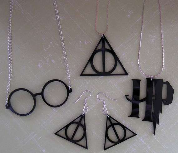 Pendenti dedicati a Harry Potter