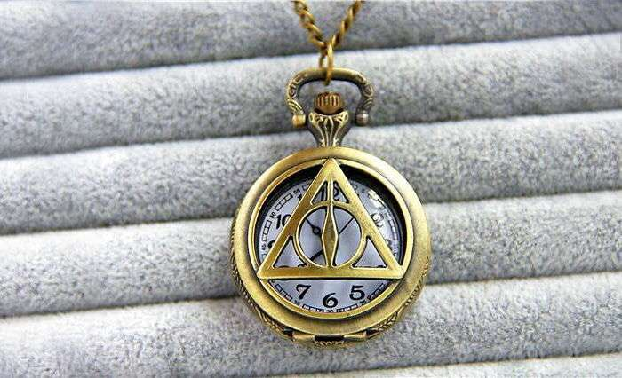 Orologio ispirato ad Harry Potter