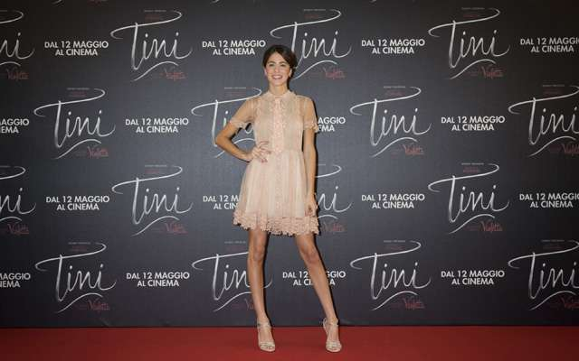 Martina Stoessel sul red carpet
