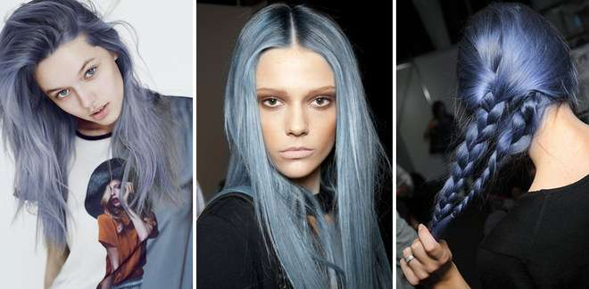 Denim hair, il trend dell