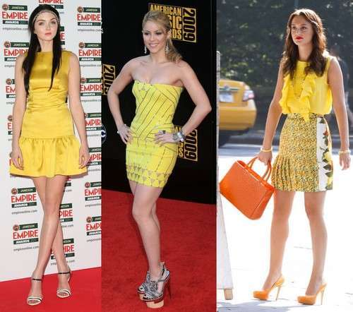 Look total yellow