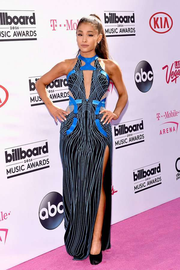 Ariana Grande ai Billboard Awards 2016