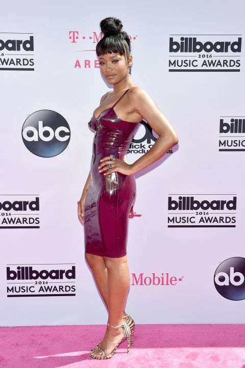 Keke Palmer ai Billboard Music Awards 2016