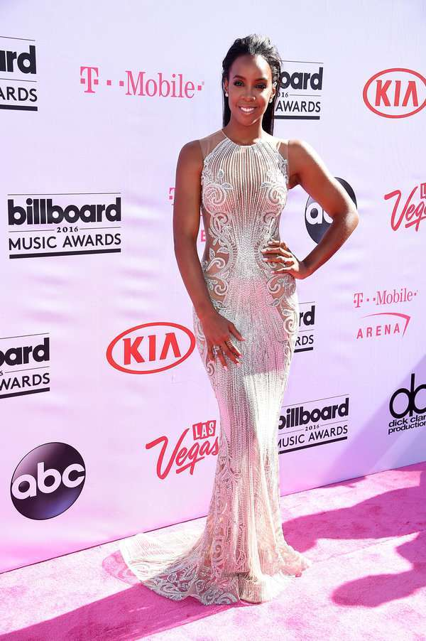 Kelly Rowland ai Billboard Awards 2016