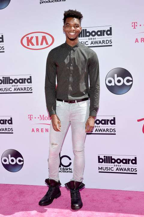 Kingsley ai Billboard Music Awards 2016
