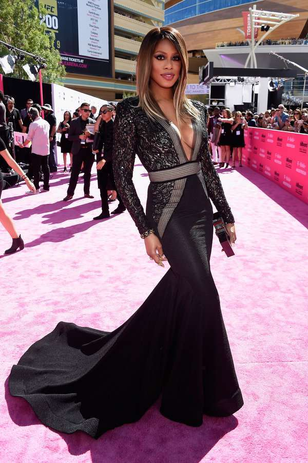 Laverne Cox ai Billboard Awards 2016
