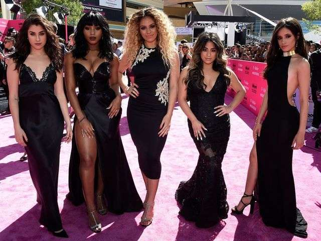 Le Fifth Harmony ai Billboard Awards 2016