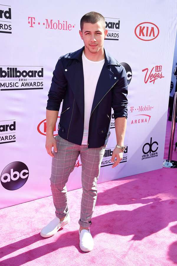 Nick Jonas ai Billboard Awards 2016