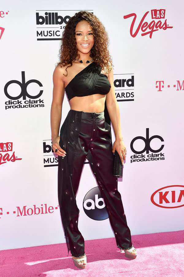 Serayah ai Billboard Awards 2016