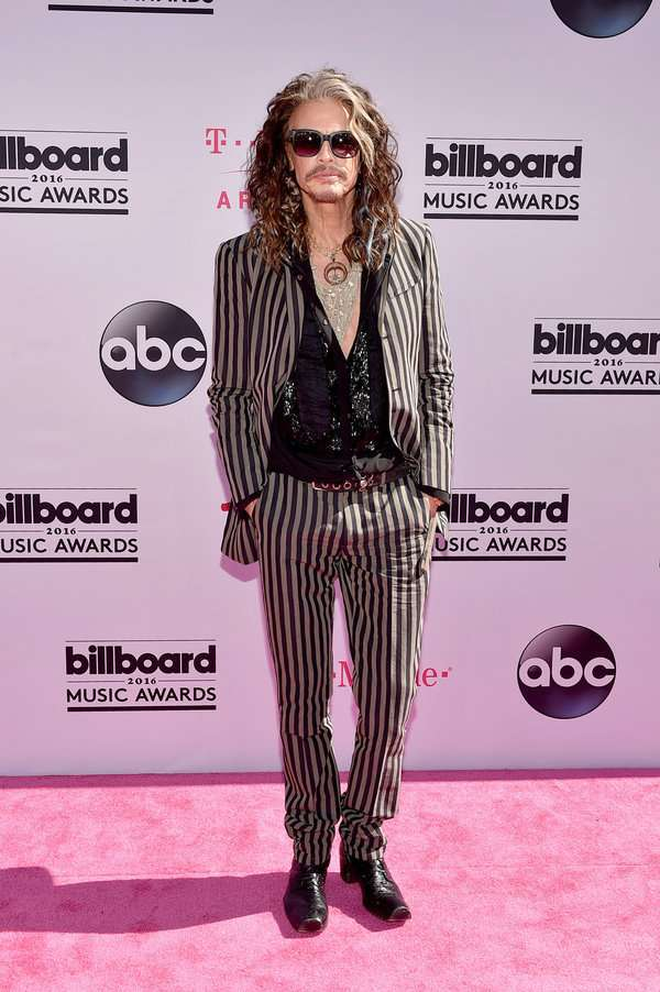 Steven Tyler ai Billboard Awards 2016